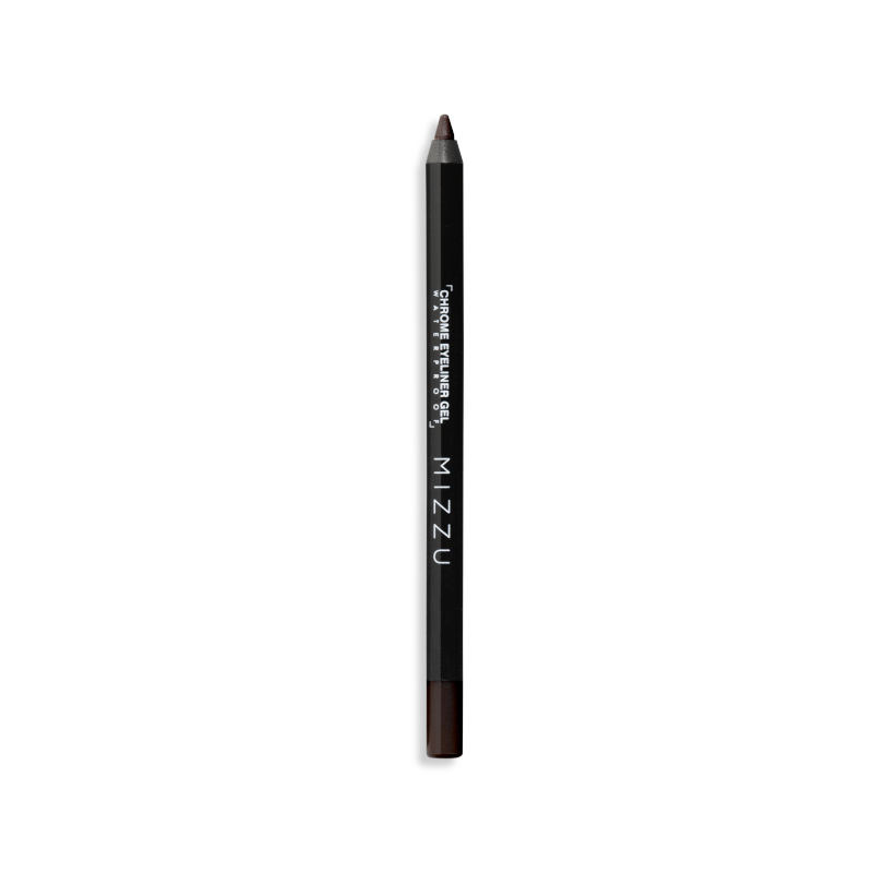 Chrome Eyeliner - Earth Brown