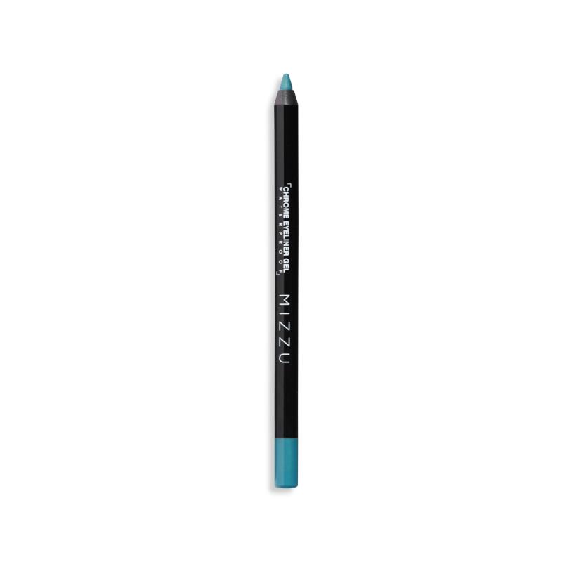 Chrome Eyeliner Gel Aqua