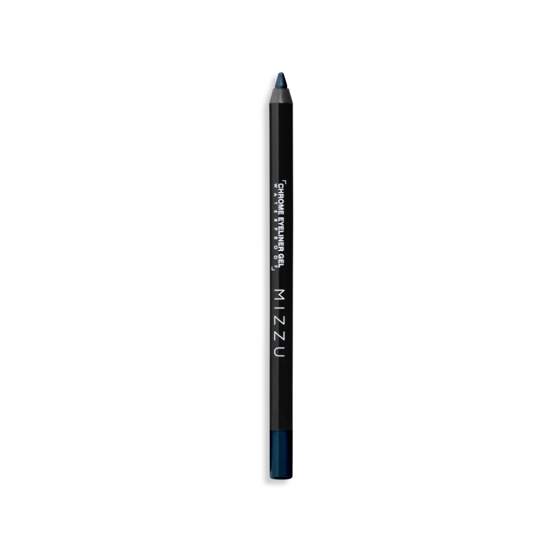 Chrome Eyeliner - Metallic Blue