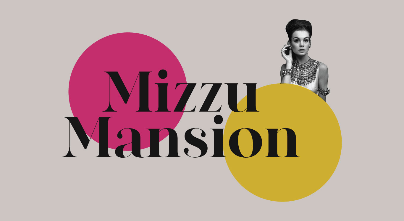 Mizzu in Action: Let's Go to MIZZU Mansion!