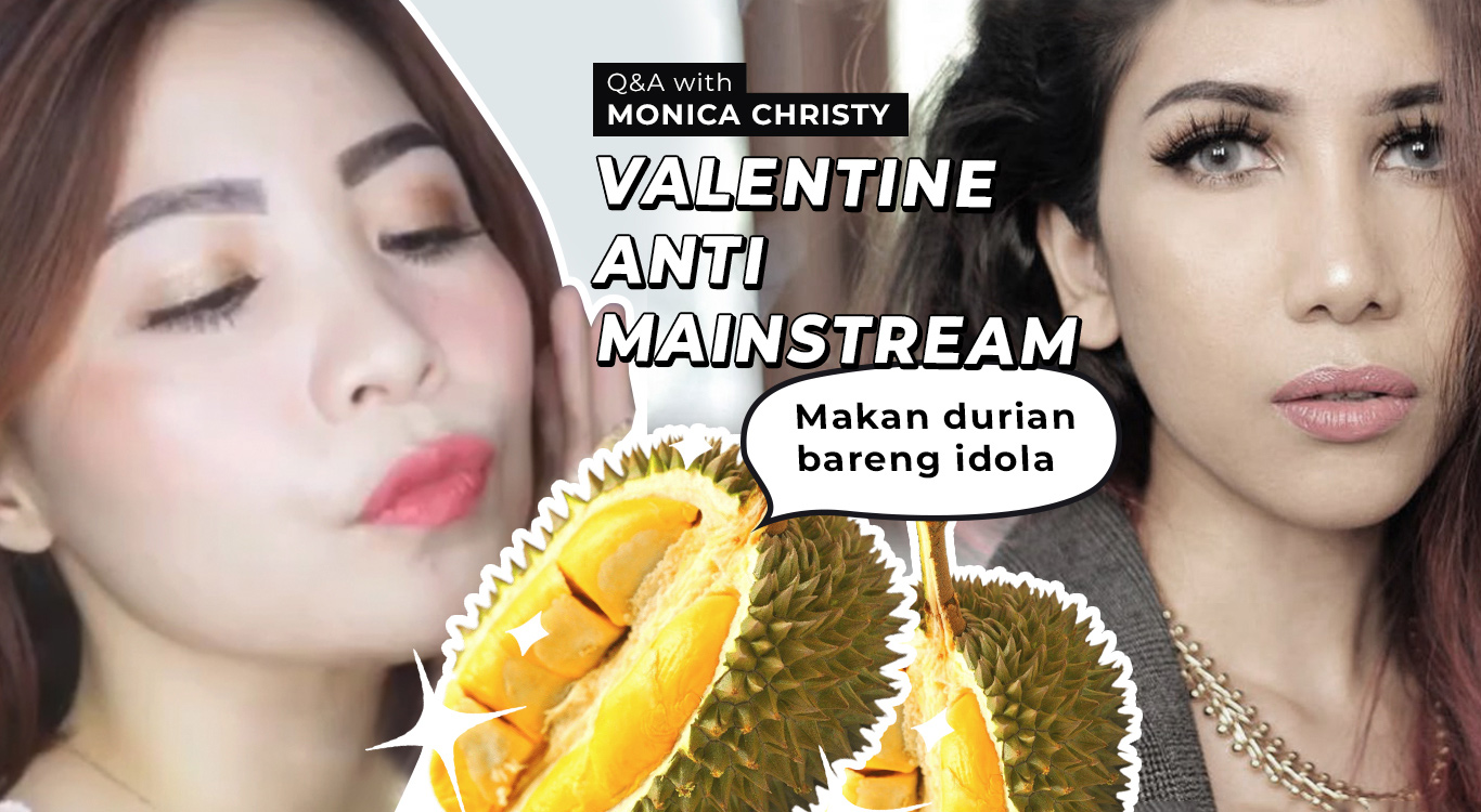 VALENTINE ANTI MAINSTREAM: MAKAN DUREN BARENG IDOLA