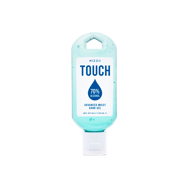 Mizzu Touch Hand Gel (Travel Size)